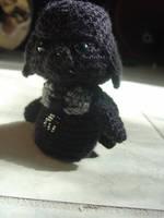 Amigurumi Darth Vader by Lady-Nocturna