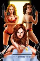 Latina Angels by JamesRod71