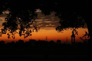 Sun's Grand Departure by Serioskrt