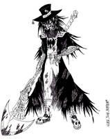Ragna Edge 2: Mad by LukeTheRipper