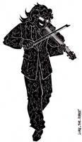 Portret Zbyszka Wodeckiego by LukeTheRipper