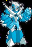 Robot master OC - StormMan by LukeTheRipper