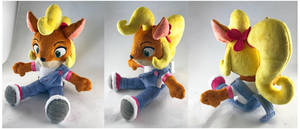 Coco Bandicoot Plush by StarMassacre