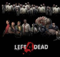 Left 4 Dead Wallpaper by TDIn6teenPwn