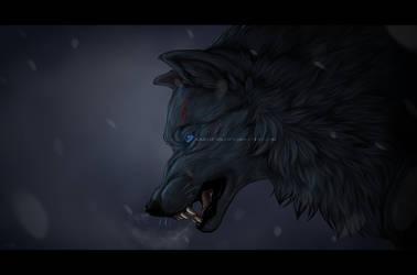 Blue Redraw by Rakuens
