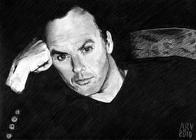 Michael Keaton by jingles001