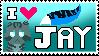 JayFeather Stamp by TheKittyCola