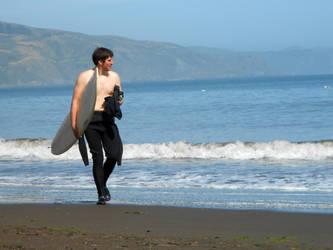 Surfing Son-in-Law by hotwiar