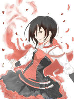 Ruby Rose by Gumi1111