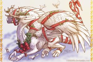 Merry Christmas 2013 by KiRAWRa