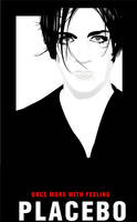 Brian Molko - Placebo by infected-fx