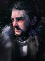 Jon Snow by Vanarai