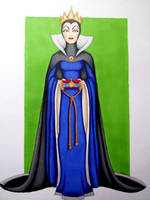 Queen Grimhilde by BlueHorizon89