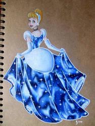 Cinderella by BlueHorizon89
