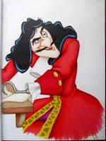 Captain Hook by BlueHorizon89