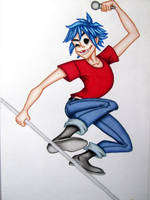 Singin' Swingin' by BlueHorizon89