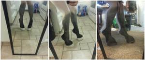 my hooves by kunoo