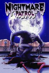Nightmare Patrol Logo by Jamibug