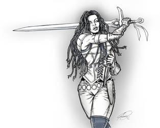 Kyandra Attack by Jamibug