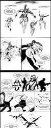 Spartan Team -24 hr comic 2017- by Jamibug