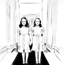 Grady Twins by Jamibug