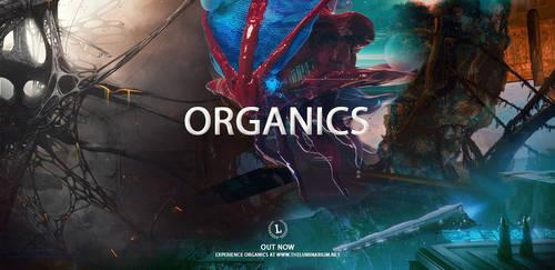 The Luminarium - Exhibition 27 : Organics by elreviae