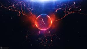 Symbiosis | Desktopography 2016 by elreviae
