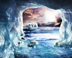 Die Eisgrotte by aviz