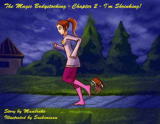 The Magic Body Stocking - Chapter 2 by DervDimension