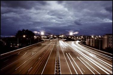 Freeway South by 3w