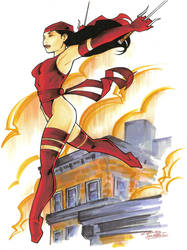 marker: Elektra by KidNotorious