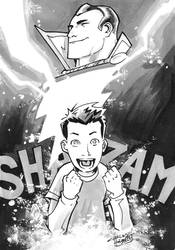 Shazam by KidNotorious