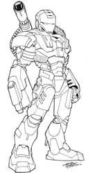 War Machine cs by KidNotorious