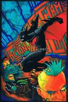 marker : Batman Beyond by KidNotorious