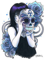 marker: Muerte by KidNotorious