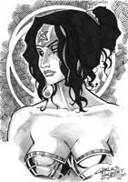 Wonder Woman by KidNotorious
