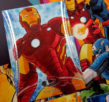 Marvel Premier Iron Man by KidNotorious