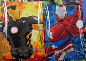 Marvel Premier Iron Man-Patriot by KidNotorious