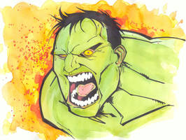 Gamma Radiation by KidNotorious