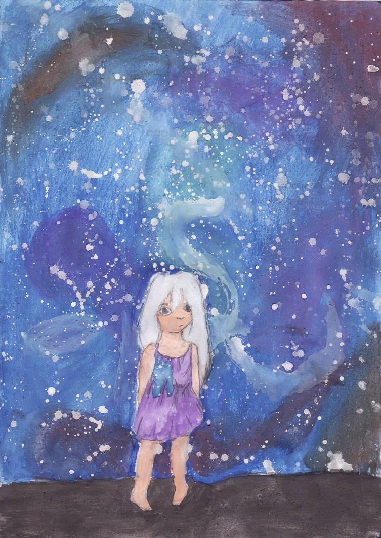 Emptiness (II) by LittleAmeba