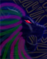 Neon Leo by DreamKnightCMC