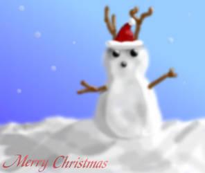 SnowxBunny by DreamKnightCMC