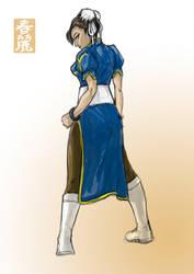 Chun-li by Fulope8