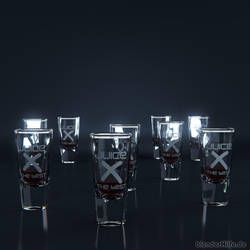X Juice Clean 3D by blenderhilfe