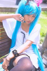 Vocaloid: Miss Attitude by Houkiboshi0791