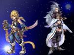 Final Fantasy 9 Wallpaper by DEMI-GOD-Ri