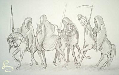 The Four by Pierre-de-Lune