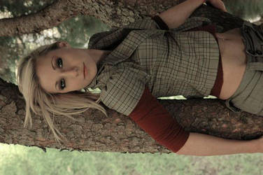 Model by Allison-W0nderland