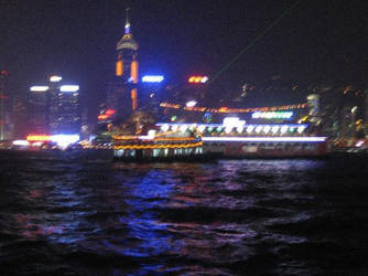 Hong Kong Island 2 by Allison-W0nderland