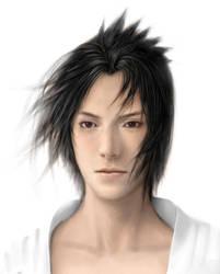 CG Adult Sasuke by iDNAR